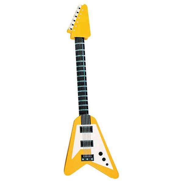 Innobees Silgili Kısa Kurşun Kalem Gitar