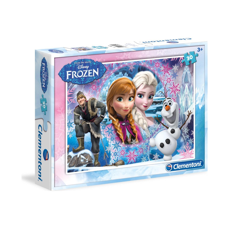Clementoni 30 Parça Puzzle Frozen S.C.