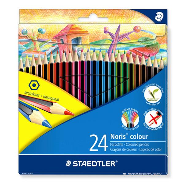 Staedtler KuruBoya Noris Color 24Lü