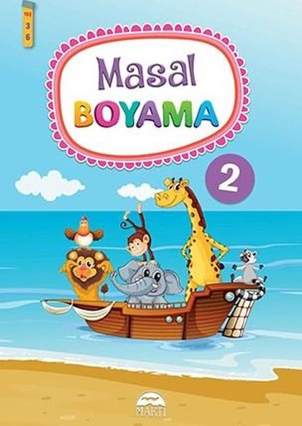 Masal Boyama 2