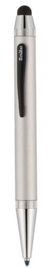 Scrıkss Smart Pen Tükenmezkalem Mat Gri