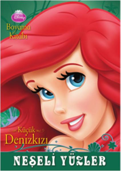 Disney Neşeli Yüzler Prenses Küçük Deniz Kızı